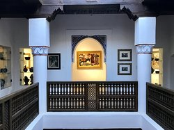 The Orientalist Museum of Marrakech
