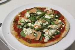 Salmone Affumicato Pizza