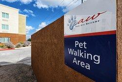 Pet Walking Area