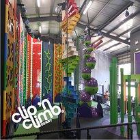 Clip 'n Climb Derby