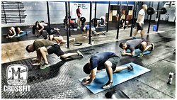 Muscles and Lungs CrossFit