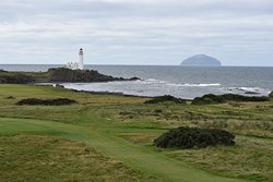 From the 10th tee King Robert the Bruce