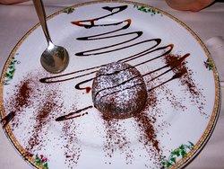 Schokoladenküchlein 9€