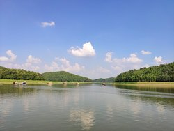 Huai Krathing Reservoir