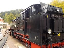 One of the locos