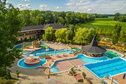 Termáakristaly Aqualand - Termal Wellness Hotel Rackeve
