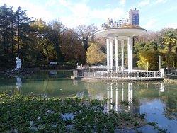 Arboretum Botanical Garden Dendrariy