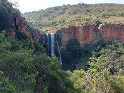 Elands River Waterfall