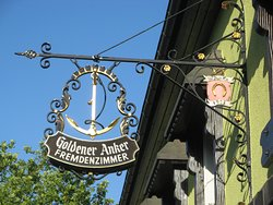 Landgasthof zum Goldenen Anker Eggenstein