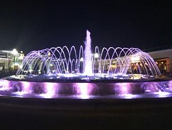 The Singing Fountain