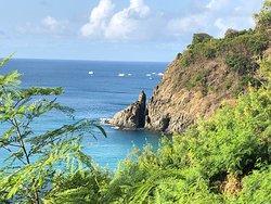 trilha Costa Azul