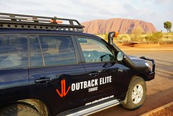 Outback Elite Tours at Uluru and Kata Tjuta
