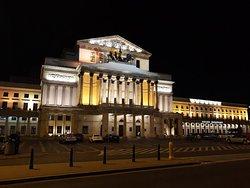 Grand Theater and Polish National Opera (Teatr Wielki Opera Narodowa)