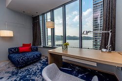 Deluxe King River View Room
