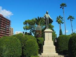 Okubo Toshimichi Statue