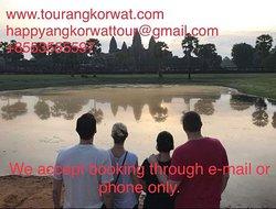 Tour Angkor Vat