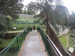And bridges