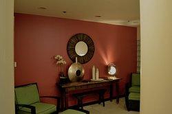 Lounge in communal baths