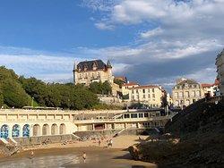 Plage Port-Vieux de Biarritz