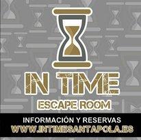 In Time Escape Room Santa Pola