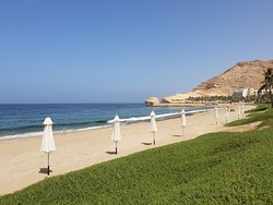 Ultimate luxury in the gulf of Oman