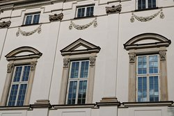 Architectural detail, Krasinski Palace