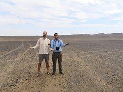 Tour nel deserto con dromedari due giorni e notte