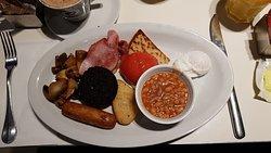 Breakfast for shure!