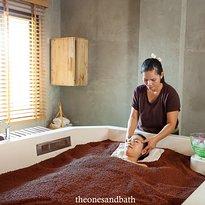 The One Sand Bath
