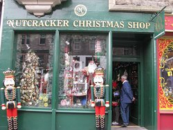 The Nutcracker Christmas Shop