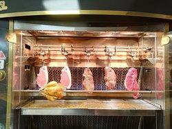 cote de cochon basque et boeuf simmentale