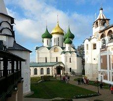 Музейный комплекс Спасо-Евфимиевского монастыря
