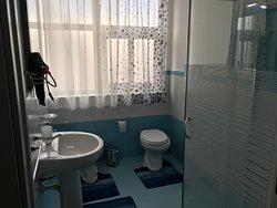 Bagno stanza Conchiglia