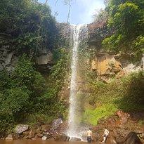 Tres Quedas Waterfall