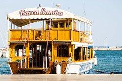 Ven a conocer nuestro barco directamente en el Muelle de Golondrinas, frente al Palma Auditorium