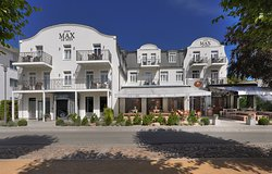 Boutique Hotel Max am Meer