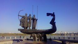 Kyiv Founders' Monument