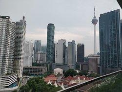 Hotel Maya view