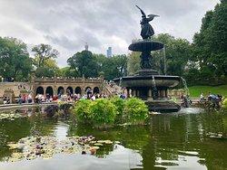 毕士达喷泉