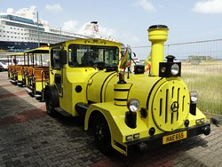 Grenada Discovery Train