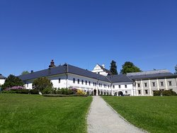 National Castle Velke Losiny
