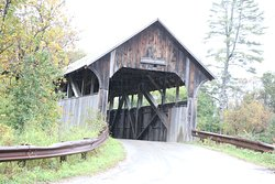 Coburn Covered Bridge