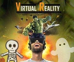 Virtual Reality Lounge Infusion Edutainment