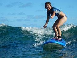 Poipu Beach Surf School