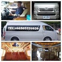 Kasem Bangkok Taxi Tour
