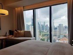 Standard Room at Andaz Singapore