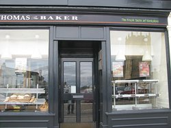 Front of Thomas the Baker