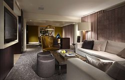Presidential Suite at The Ambassador Hotel Taipei