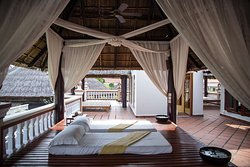 Outdoor Spa at Sokha Beach Resort