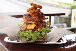 """The famous """"BURGER ME"""" @ Burger Me"""